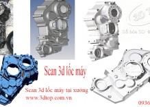 Ứng dụng của công nghệ scan 3D